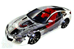 WORLD CAR FANS: Honda NSX See-Through Technical Illustration Leaked