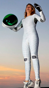 Bio-Suit Overview @MIT, Copyright 2005 Volker Steger / Science Photo Library